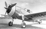 Curtiss P-36A 38-33 16th Pursuit Group 1940