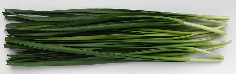 File:Cut Garlic Chives.jpg