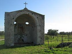 Cutrofiano Chiesa Rupestre.jpg