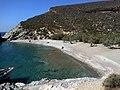 Cyclades Folegandros Angali Agios Nikolaos Plage - panoramio.jpg