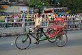 Cycle Rickshaw - Chandni Chowk Road - Delhi 2014-05-13 3518.JPG