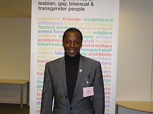 Cyril Nri - Image: Cyril Nri 2004