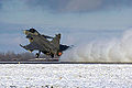 Czech Air Force Saab JAS-39 Gripen taking off (3).jpg