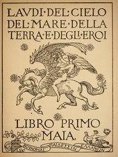 D'Annunzio - Laudi, I.djvu