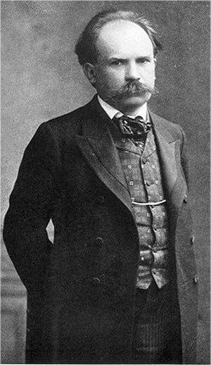 Eugen d'Albert - Eugen d'Albert in 1904
