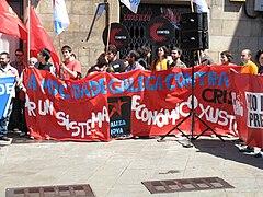 Día do traballo. Santiago de Compostela 2009 66.jpg