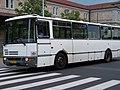 Děčín, Hlavní nádraží, autobus 101 na lince 10.jpg