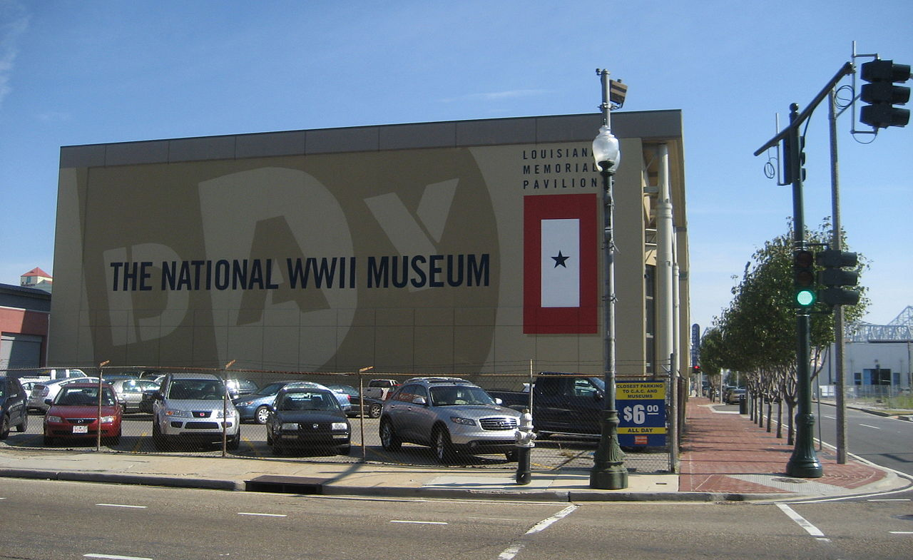 The National WWII Museum Wikiwand - World war ii museums in usa