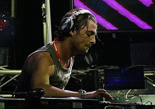 Axwell Swedish DJ, remixer and record producer