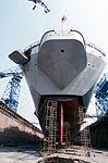 DN-ST-93-00888 Stern view of Blue Ridge in Dry Dock.jpg