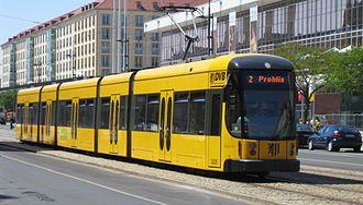 Flexity Classic - Flexity Classic XXL in Dresden.