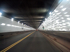 Image illustrative de l'article Tunnel de Détroit-Windsor