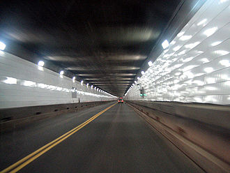 Detroit–Windsor Tunnel - Image: DW Tunnel