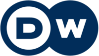 Logo of DW (Television) 2012 (starts February 6th 2012)