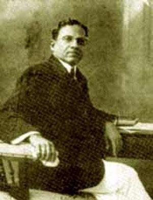 Dadasaheb Phalke - Picture of Dadasaheb Phalke