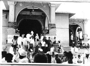 Dakor - Ranchhodarai Temple, Dakor, 1957
