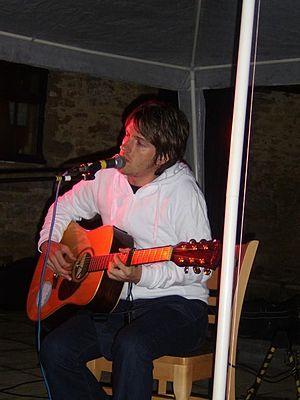 Alistair Griffin - Griffin in 2006