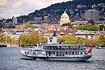 Dampfschiff Stadt Rapperswil - Quaibrücke-Utoquai - ZSG Pfannenstiel 2013-09-09 14-08-39.JPG