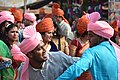 Dancing Barajatri - Odia Hindu Wedding Ceremony - Kamakhyanagar - Dhenkanal 2018-01-24 7695.JPG