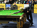 Daniel Wells and Neil Robertson at Snooker German Masters (DerHexer) 2013-01-30 04.jpg