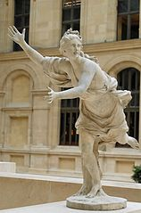 Daphne (chased by Apollo)