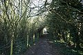 Darent Valley Path, Darent Valley Golf Course - geograph.org.uk - 1725255.jpg