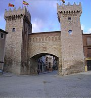 The gates of Daroca