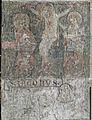 Das Münster St. Johannes in Bad Mergentheim. Wandmalerei (um 1300).jpg