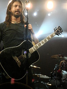 Dave Grohl 2008-ban