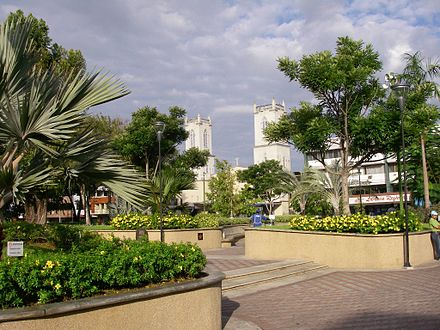 David, capital of the Chiriqui province. David-Panama.jpg