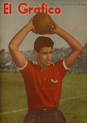 David Acevedo - David Acevedo in 1958