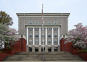 DeKalb County, Alabama - Image: De Kalb County Alabama Courthouse 20120329
