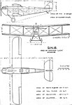 De Havilland DH.18 (Napier Lion) 3-view Flight March 24, 1921.jpg