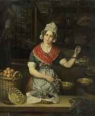 Fruit Seller