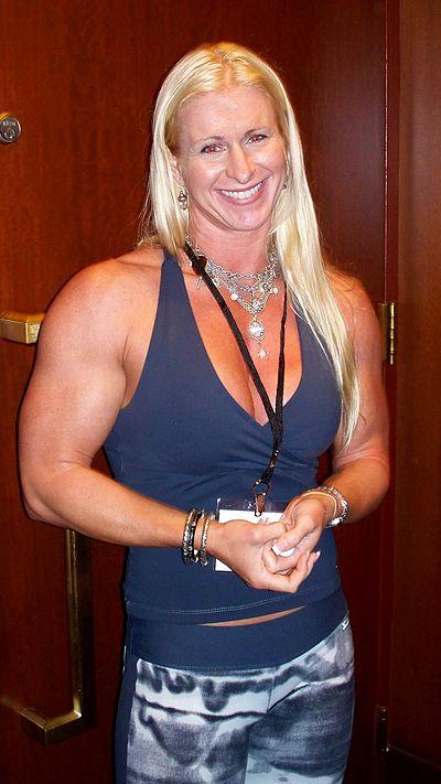 elena shportun muscle