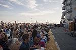 Decommissioning of the amphibious assault ship USS Peleliu (LHA-5) at Naval Base San Diego 150331-N-DC018-149.jpg
