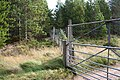 Deer fence which surrounds Rochuln Farm - geograph.org.uk - 584238.jpg