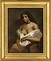 Delacroix - Étude d'après le modèle Aspasie, Vers 1824.jpg