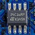 Dell Professional P2212H - controller board - STMicroelectronics 24C16RP-9914.jpg