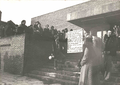 Demonstration against Apartheid outside Middleton Hall, Hull University, organised by the Socialist Arts Group..png
