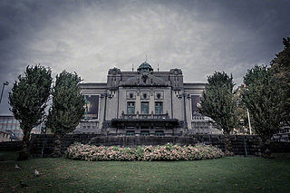 Den Nationale Scene theatre in Bergen, Norway