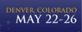 Denver Coloardo May 22-26.png