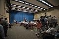 Deputy USTR Cutler's Tokyo Press Conference on Trade Negotiations (9469273401).jpg