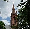 Der 60 Meter hohe Turm der Domkirche - panoramio.jpg