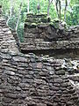 Detail of Stonework - Palenque Archaeological Site - Chiapas - Mexico (15491903207).jpg