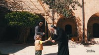 File:Deyrulzafaran Monastery - Mardin - Turkey.webm