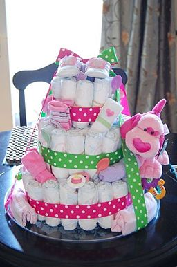 Diaper Cake (2009)
