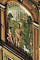 Die Kanzel aus dem Jahr 1581 mit einem fantastischen Bildprogramm. Johannes der Täufer.jpg