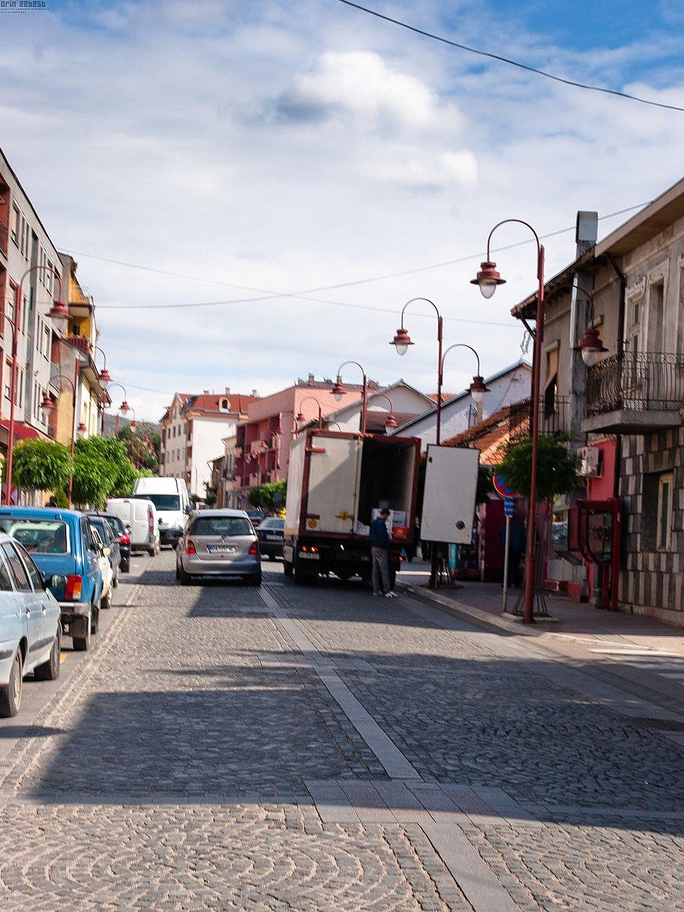 Dimitrovgrad - Main Street