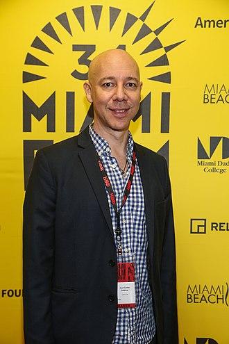 Juan Carlos Zaldívar - Zaldivar at the 2017 Miami International Film Festival showing of Alterations (Love is the Answer Vol. 1 - Shorts Program)